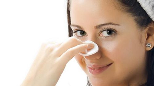 Three Step Treatment of Large Pores