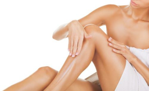 Cover up Unwanted Spots with Leg and Body Makeup