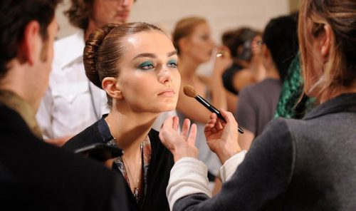 Celebs Prove That Cool Blue Eyeshadow Can Be Hot