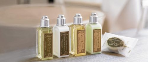 L'Occitane Products May Help Ward Off Summertime Frizz