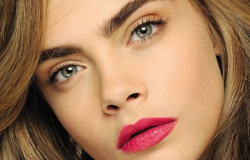 Vogue Reports On A Hot Makeup Trend For Fall 2010