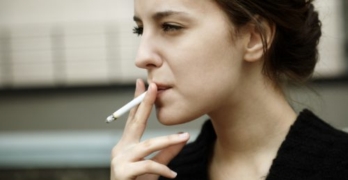 New Study Finds Link Between Acne And Smoking In Women