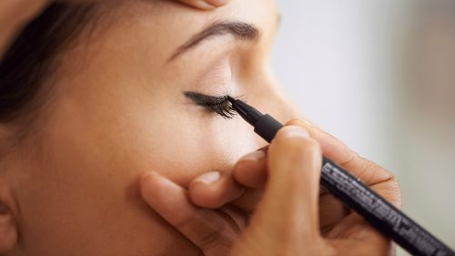 Allure Reveals Tip To Easily Applying Tricky Liquid Liner