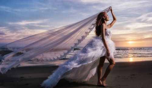 Beauty Tips For Brides Getting Married At Sea