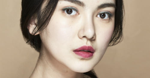 Prepare To Rock Berry Lip Stain And Pink Blush In Autumn
