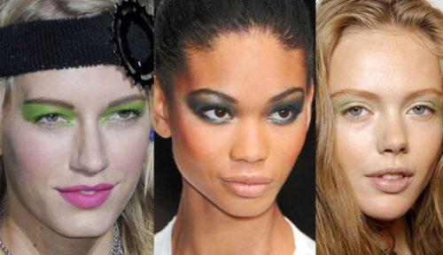 Embrace Green Eyeshadow In Autumn