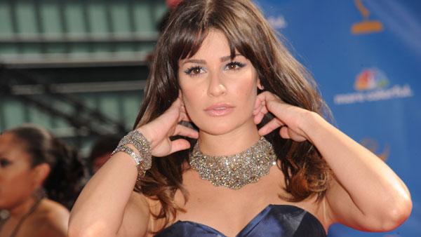 Makeup Artist Spills Details On Lea Michele's Emmy Awards Look