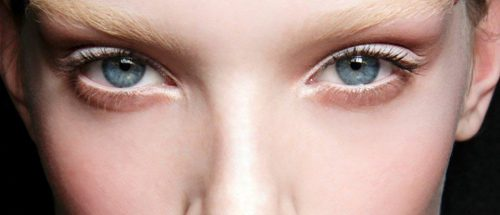 How To Rock White Eyeliner