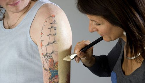 Consider Concealing Your Tattoo Before A Job Interview