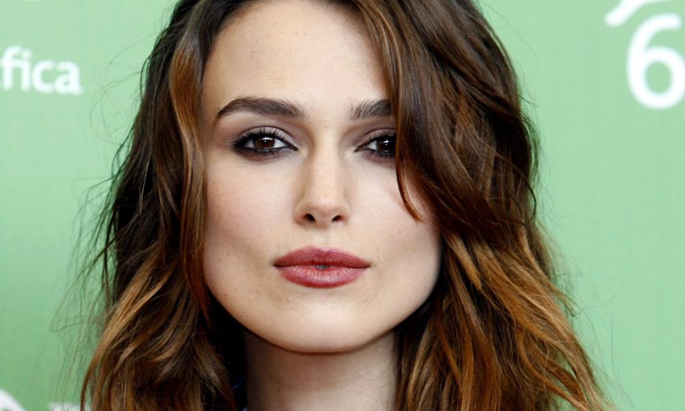 Recreate Keira Knightley's Eye Makeup