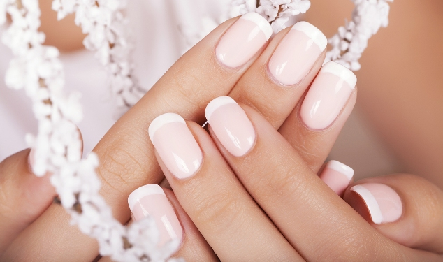 Paint Your Nails The Day Before Your Wedding