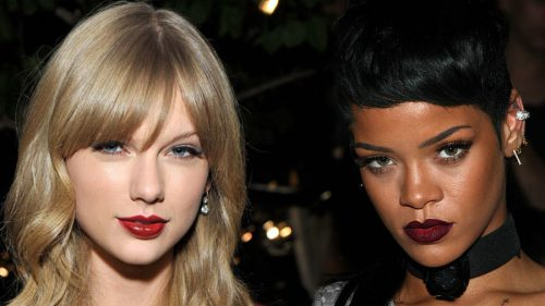 Stars Stepping Out With Rich-Colored Lipstick