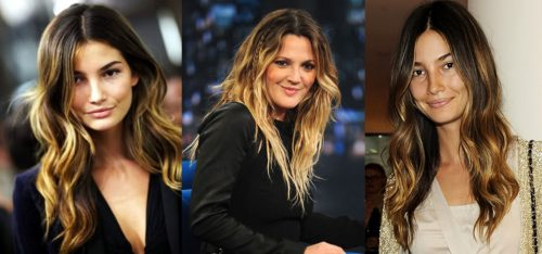 Ombre Hair: Hollywood's Hottest Trend