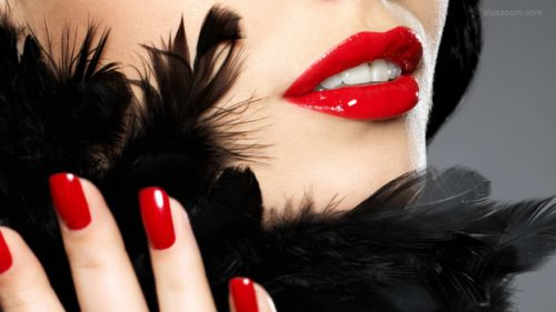 Red Lips Are The Perfect Complement To Any Formal Outfit