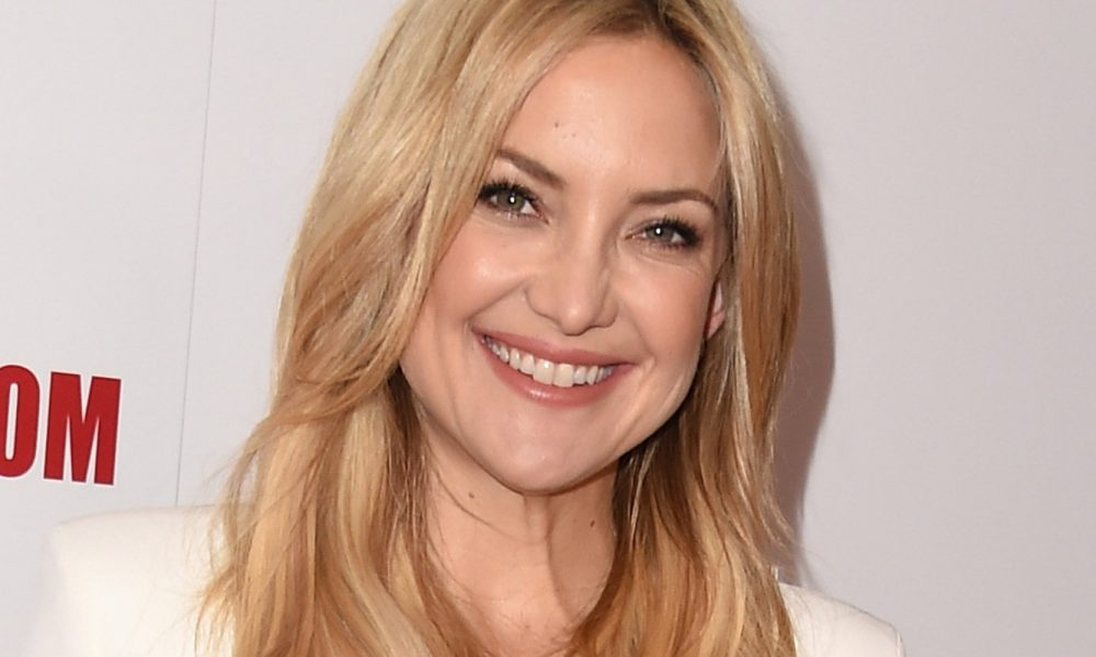 Kate Hudson Relies On A Lot Of Products To Look Natural