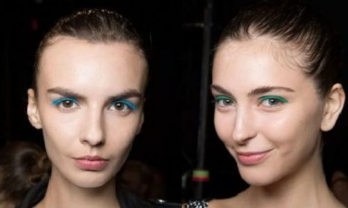 Opt For Colorful Liquid Liner