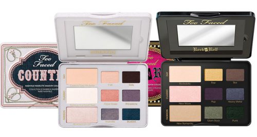 Too Faced Makeup Palettes Are Ideal Gifts For Teenage Girls