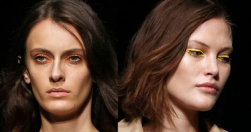Bright Eyeliner: Big In Spring 2011