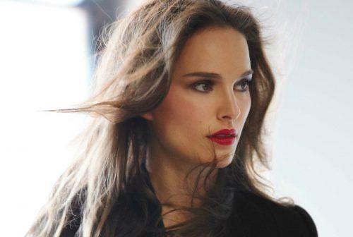 Natalie Portman On Embracing Red Lipstick