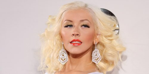 Christina Aguilera Dishes On Her Beauty Regimen