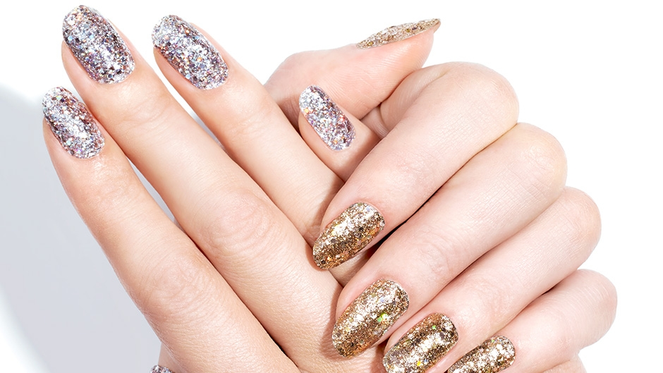 Sparkling Nail Polish Makes An Excellent Stocking Stuffer