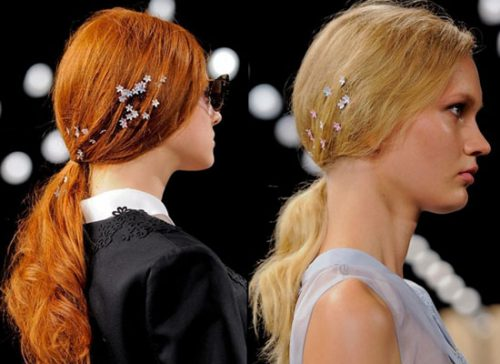 The Best Hair Accessories For A New Year's 'Do