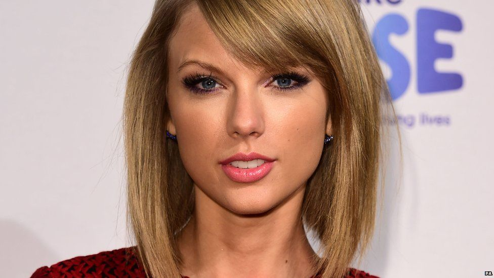 Taylor Dishes On Her Favorite Beauty Products