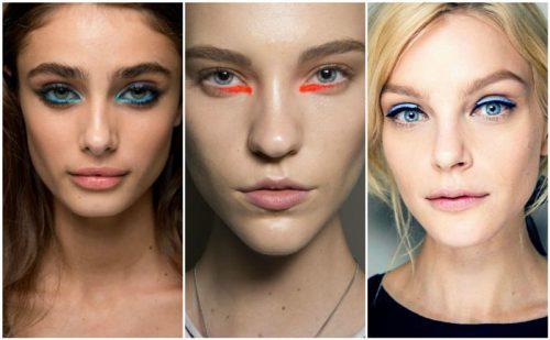 Would You Wear Neon Eyeshadow?