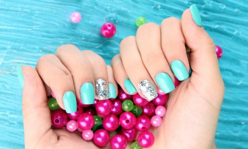 A New Spin On A Classic Manicure