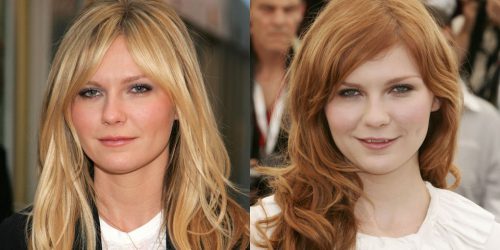 Stars Dying Their Hair For 2011