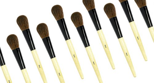 Makeup Brushes Are The Great Equalizer