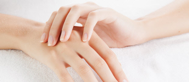 The Key To Youthful Looking Hands