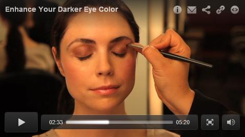 Enhance Your Darker Eye Color