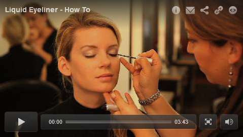 Liquid Eyeliner – How To