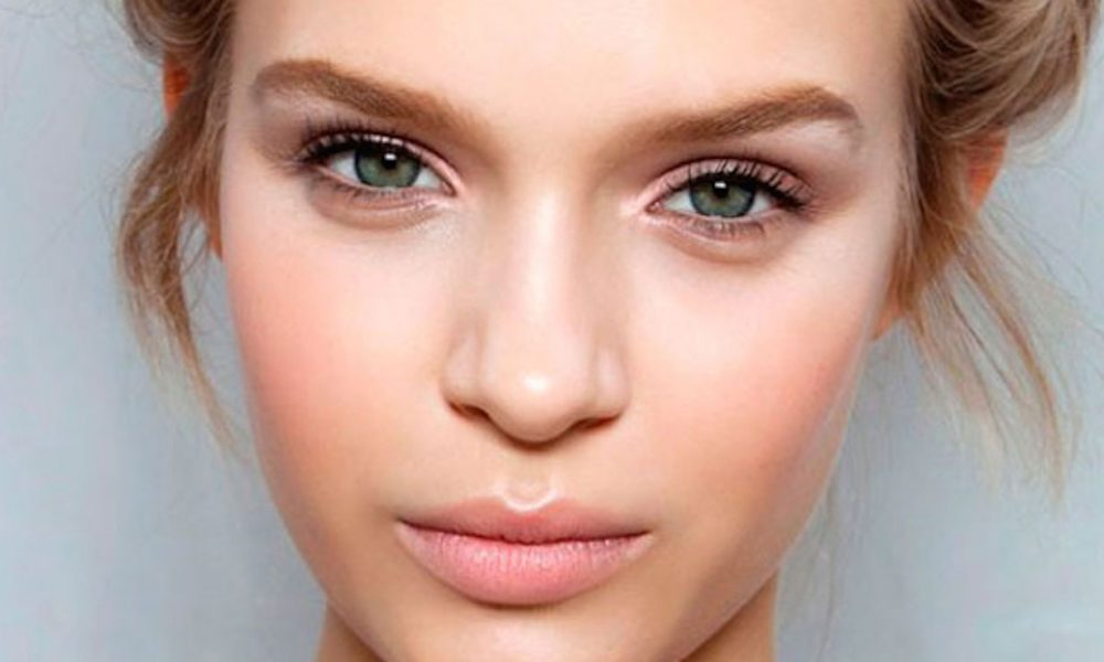 Go For A Barely-There Makeup Look