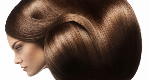All The Ingredients That Go Into Shiny Hair