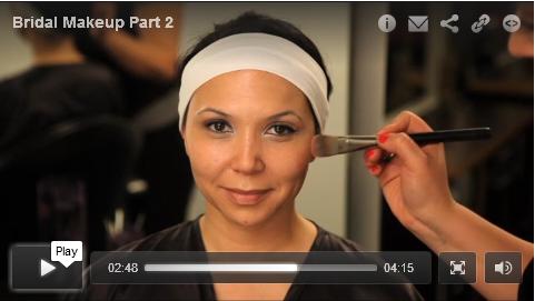 Bridal Makeup Part 2