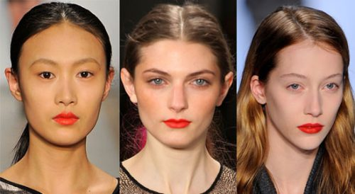 Orange You Glad For This Lipstick Trend?