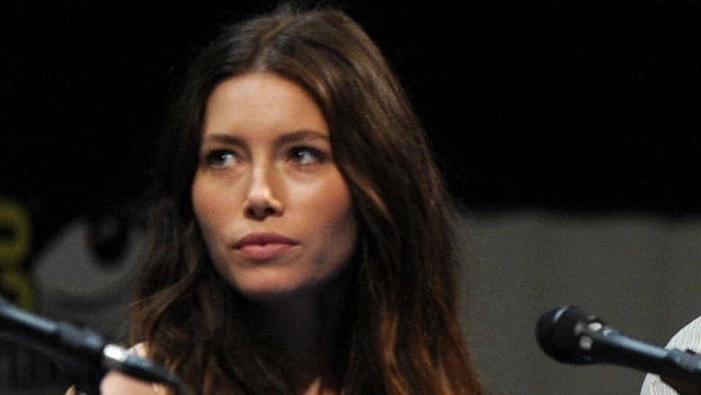 Jessica Biel: Eyebrow Makeup Is One-Size-Fits-All