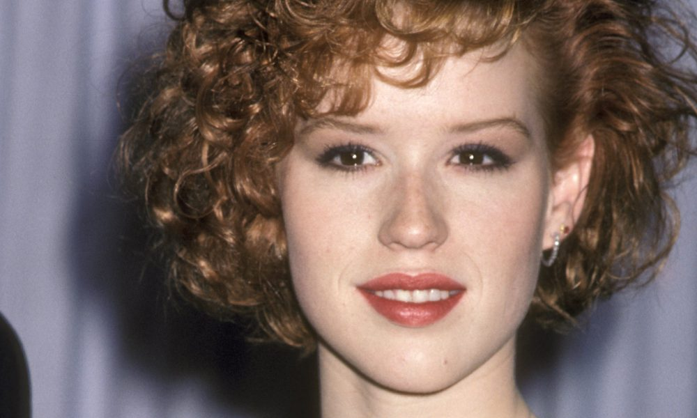 Molly Ringwald's Glowing Secret