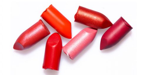 Finding The Right Shade Of Lipstick