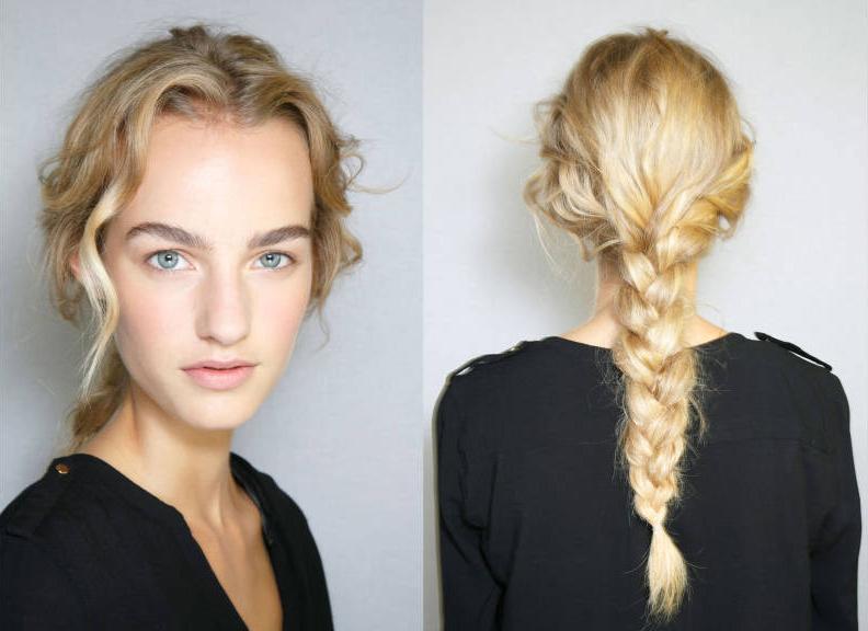 How To Make An 'Organic Braid'