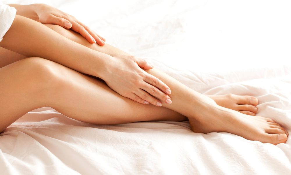 A Girl's Guide To Sexy Legs