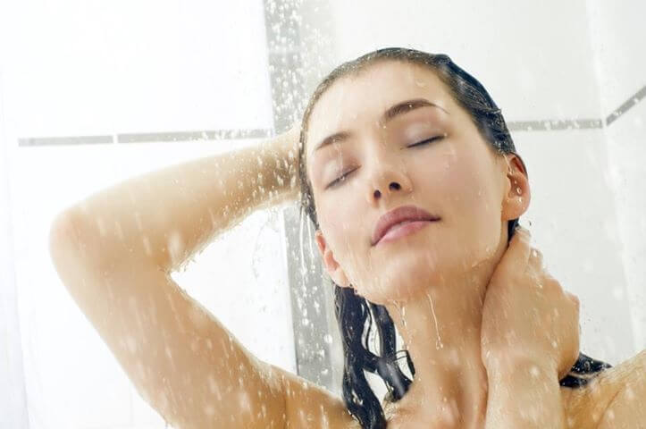Your Shower Routine Could Be Causing Body Acne