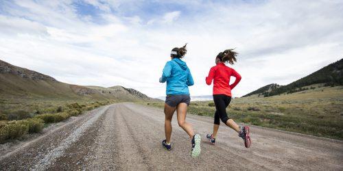 Avoiding 'Runner's Rash'