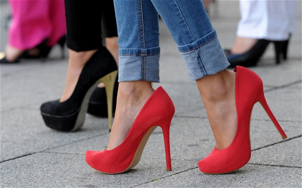 Rescuing Your Feet From Killer Heels