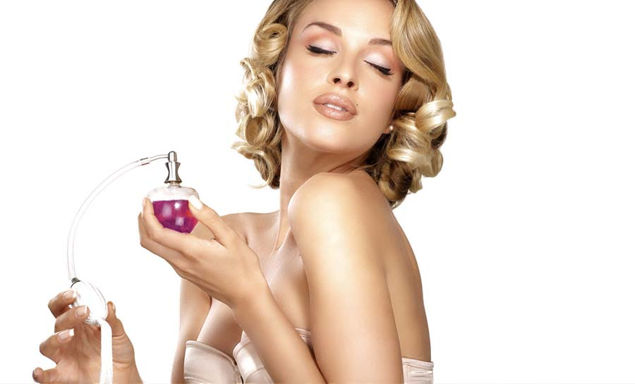Rules For Putting On Fragrance
