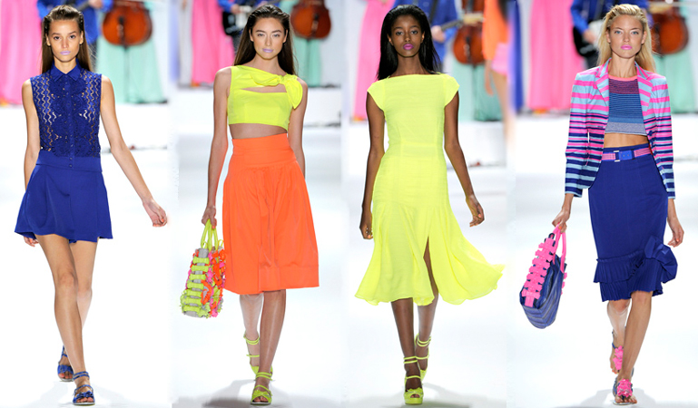 Ideas To Steal From Spring 2012 Fashion Week   the Beauty Bridge ... 6dde9bf9614