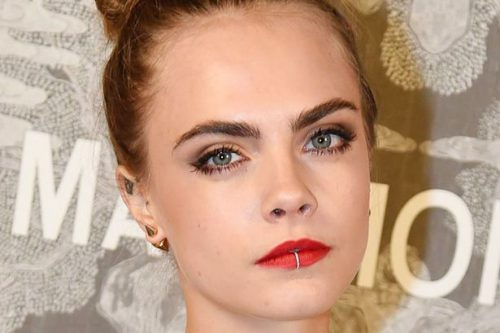 Go Natural And Join The Thick Brow Trend