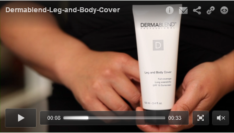 Dermablend - Leg and Body Cover excrp